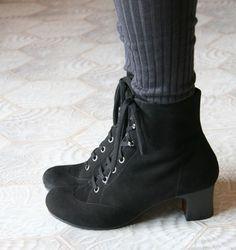 ZUMI BLACK :: BOOTS :: CHIE MIHARA SHOP ONLINE