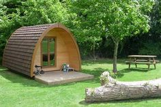 Glamping is fantastic for those who want to enjoy the great outdoors, but don't like the idea of roughing it in a tent. They have all the home comforts in beautiful locations and a few nights away glamping is a lovely gift to give. Camping Pod, Shelter Tent, British Countryside, Sleeping Under The Stars, Herefordshire, Luxury Camping, Home Comforts, Romantic Getaway, T Rex