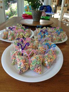 Birthday Party Snacks, Snacks Für Party, First Birthday Parties, First Birthdays, Birthday Ideas, 5th Birthday, Girl Birthday Party Themes, Butterfly Birthday Party, Fairy Birthday Party