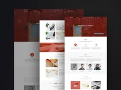 Creative Agency Startup Template