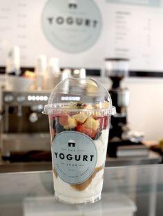 food The Yogurt Shop - Copenhagen: