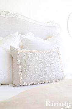 House Tour: A Vintage White Haven Where Angels Dream - Romantic Homes