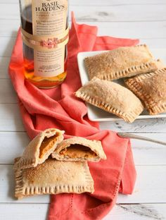 Make these Pumpkin Spice Bourbon Pop Tarts for fall.