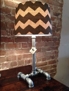 Hey, I found this really awesome Etsy listing at https://www.etsy.com/listing/174997223/industrial-pipe-lamp-large