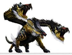 Monster Hunter Art, Monster Art, Monster Concept Art, Fantasy Monster, Creature Concept Art, Creature Design, Weird Creatures, Magical Creatures, Beast Creature