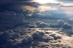 View from Above the Clouds Outer Space Pictures, Nature Pictures, Beautiful World, Beautiful Places, Beautiful Pictures, Simply Beautiful, Grandeur Nature, Sky Full Of Stars, Above The Clouds
