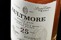 Aultmore on Behance #packaging