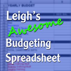 How to get started budgeting; budgeting spreadsheet; how to budget; money management