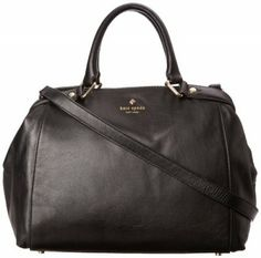 New Black kate spade new york Kate Spade New York Top Handle Bag Hamilton Heights Sloan 098689556765 Offer Date 05 28 | Hand Bags & Totes