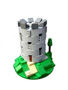 Pequena torre