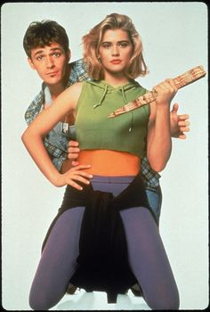 The original Buffy the Vampire slayer! ❤ I NEVER wanted to be a skinny model- I wanted to be a fit, kick butt woman! I must have watched Buffy a zillion times