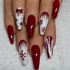 Cele Mai Bune 389 Imagini Cu Unghii Craciun Pretty Nails Beauty