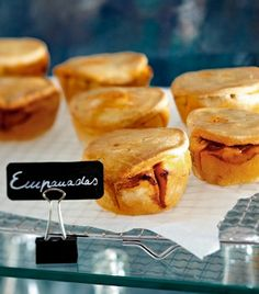 Das Rezept für Empanadas mit Chorizo und weitere kostenlose Rezepte auf LECKER.de
