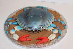 Crustacean cake! #carb #Crustacean #oceanlife
