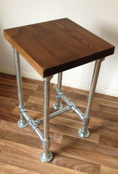 vintage industrial style scaffold stools these stylish bar stools are