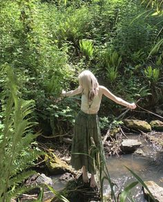 Hippie Life, Hippie Outfits, Pretty Outfits, Nice Dresses, Forest Fairy, Daughters, Fitspo, Mushroom, Grunge