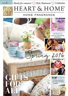 Check out our newest spring 2016 catalogue at  heartandhome.com. :-)