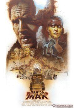Mad Max: Fury Road - Alternative Poster