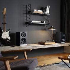Raumfeld Stereo M - Black - Ambiente 2