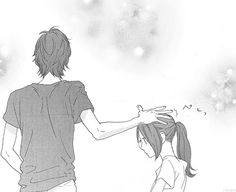 """Hang in there short stuff."" She glared at him. ""I hate when you call me that."" He just smirked. ""I know."""