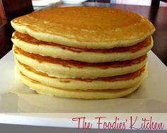Home made pancakes   Best Homemade Pancakes