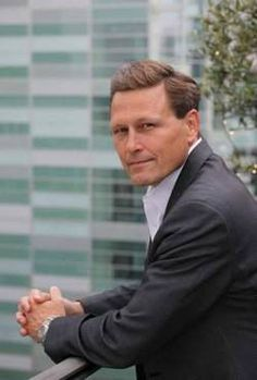 """I had a great time interviewing David Baldacci upon the release of """"King and Maxwell."""""""