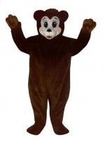 Mascot costume #219-Z Bobbie Bear