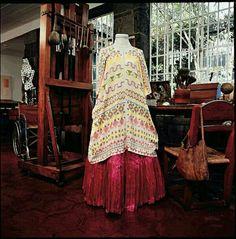 Vestido de  Frida  Kahlo
