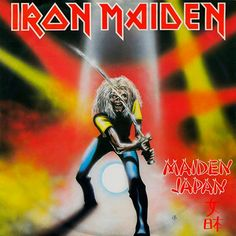 "Sep 14, 1981 – 34 years ago today, Iron Maiden released their live EP, ""Maiden Japan."""