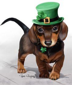 St. Patrick's day by Kajenna.deviantart.com on @DeviantArt