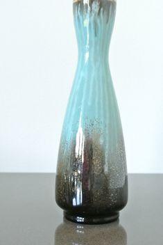 Vintage  West Germany Scheurich Keramik Ceramic Vase door ModernHaus