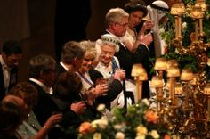 Queen Elizabeth II hosts gala banquet for the historic visit of the Republic of Ireland's President Michael Higgins 4/8/2014