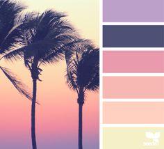 { color tropic }   image via: @thebungalow22