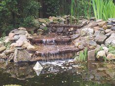 Bestratingen Japanse tuin Natuurlijke vijver met trap Pergola's Schanskorven Strakke moderne stijl met vijver Overige Trap, Zen, Photograph Album