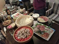 みんなで築地から取り寄せしてパーティー♡ - 36件のもぐもぐ - 手巻き寿司パーティー by nyanko1181