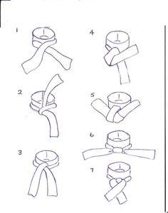 How to Tie a Stock