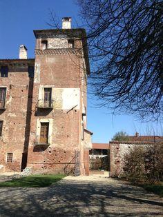 Castello Di Lagnasco in Lagnasco, Piemonte