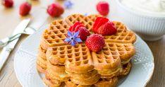 Vohvelit - Ruoka & Koti Koti, Waffles, Breakfast, Morning Coffee, Waffle