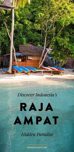 Tired of Bali? Head to Raja Ampat in East Indonesia for idyllic paradise. Click through for my travel guide and how to get there.