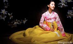 한복 Hanbok by Bidan Bim