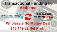 Exciting news! We've opened up transactional funding in Alabama. Here's a recent deal we funded… Real Estate Coaching, Real Estate Investor, Exciting News, Case Study, Alabama, North Carolina, Investing, Tennessee, Georgia