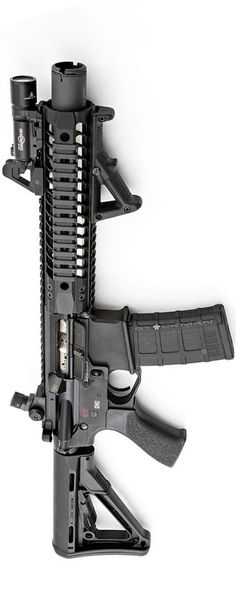 Spikes Tactical SBR by Stickman. Love the rail/KX3 combo, not a fan of the sights
