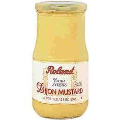 Roland Extra Strong Dijon Mustard,