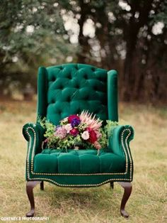 www.swoonrentals.com  Photographer:  Corntey B Photography Floral: Lovely Leaves Rentals:  Swoon, vintage rentals