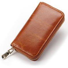 Venta de carteras de cuero vintage para las llaves del coche para las mujeres o los hombres [ANW61102] - €12.70 : bzbolsos.com, comprar bolsos online