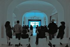 Audience at Videoinsight® Center.