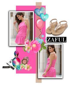 """ZAFUL II-1"" by marinadusanic ❤ liked on Polyvore featuring Bobbi Brown Cosmetics, Missoni, Victoria's Secret and zaful"