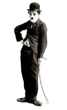 """Charles Chaplin participó de incógnito en un concurso de """"igualito a Charles Chaplin"""" en el teatro de San Francisco... y ni siquiera llegó a las finales."""