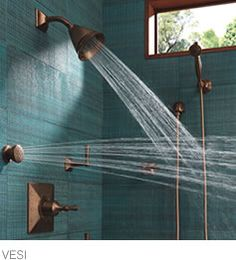 Vesi shower system from Brizo