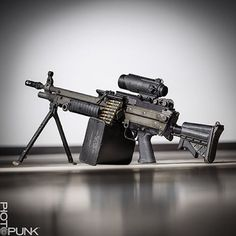 M249Squad Automatic Weapon- SAW